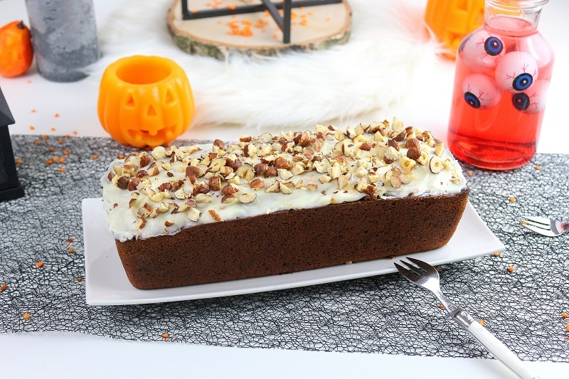 recette halloween only laurie