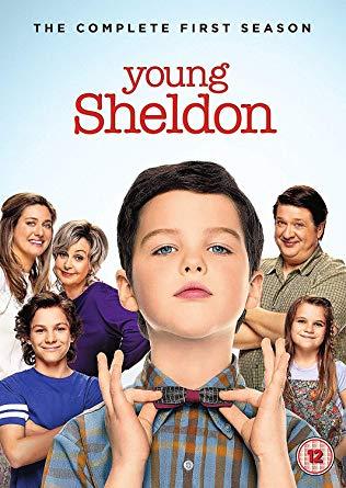 young sheldon série feel good et comique.