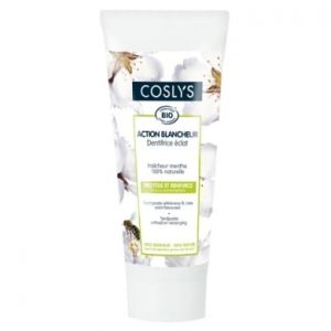 pate-dentifrice-blancheur-et-soins-coslys only laurie