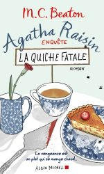 Agatha Raisin tome 1 only laurie