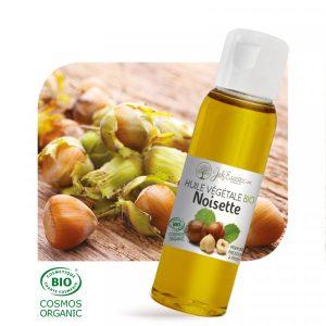huile végétale de noisette