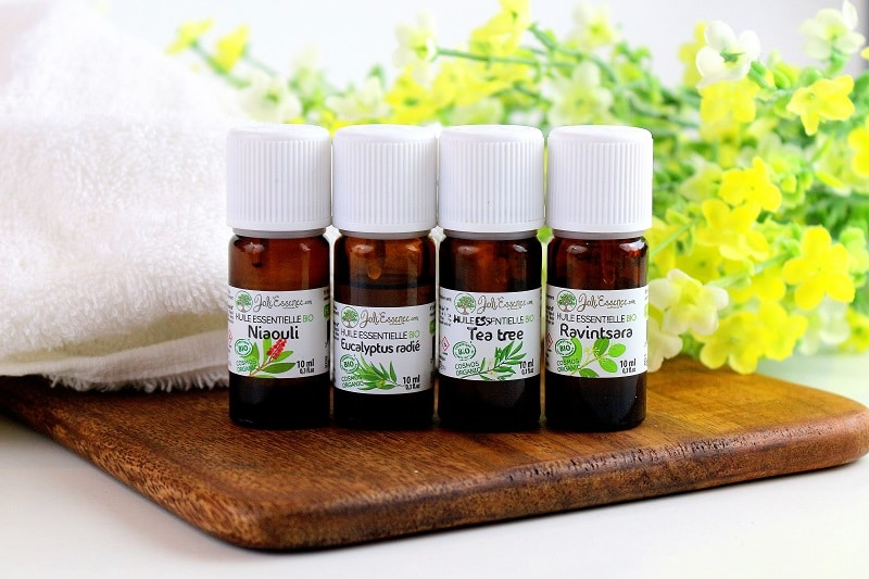 6 huiles essentielles pour lutter contre les virus naturellement et efficacement.
