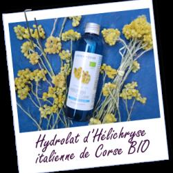 hydrolat d'hélichryse italienne pour soulager les jambes lourdes