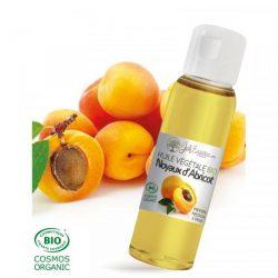 huile végétale d'abricot bio.