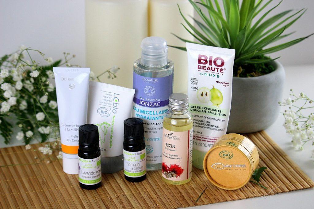 5 raisons de passer aux cosmétiques bio ou naturels. C'est mieux pour notre santé, notre peau et la planète.