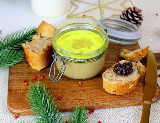 Recette de faux gras maison. Une alternative végétale au foie gras. Très facile à faire.